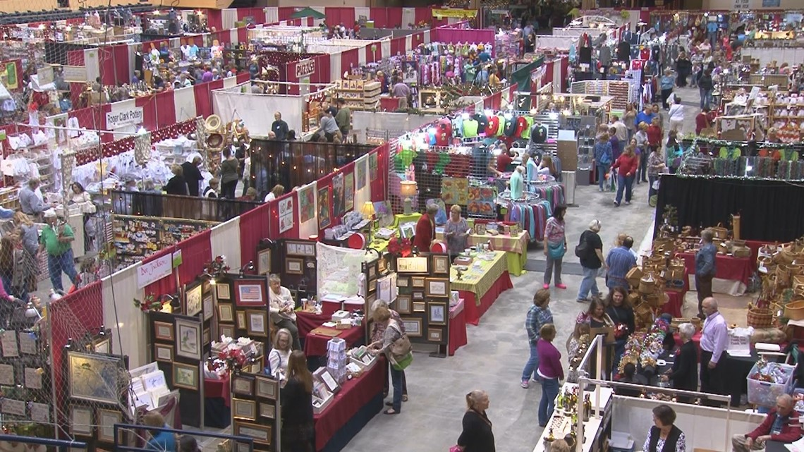 Christmas Made In The South Macon Ga 2019 26th Annual Christmas Made in the South returns to Macon | 13wmaz.com