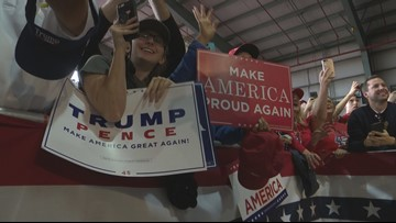 VERIFY: Trump rally by the numbers