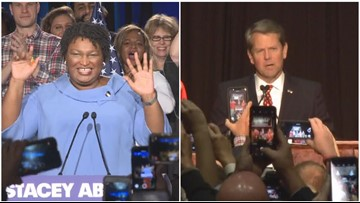 'They are trying to steal it:' Kemp campaign fires back at Abrams' federal lawsuit