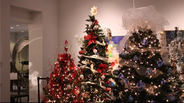 32nd annual Festival of Trees to open at the Museum of Arts and Sciences
