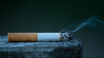 CDC: Cigarette smoking hits new low among adults | 13wmaz.com