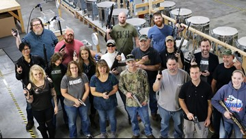 Wisconsin company buys employees guns for Christmas