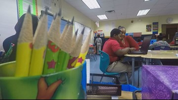 L.H. Williams Elementary School celebrates annual Family Engagement Week