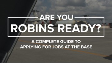 ROBINS READY: Everything you need to know to land a job at the base