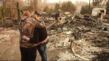 List of missing in Northern California wildfire drops below 1,000