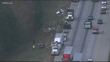 After FedEx packages spill onto I-75, here is what customers should know