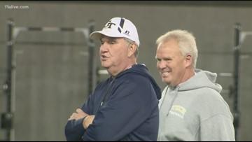 Reports: Georgia Tech's head coach Paul Johnson is retiring
