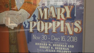 Theatre Macon to host benefit showing of 'Mary Poppins' for Daybreak