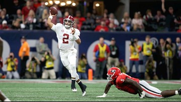 Jalen Hurts leads huge rally as Alabama knocks off Georgia in SEC championship game