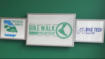 Just Curious: What is Bike Walk Macon?