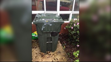 #13Investigates: Are Advanced Disposal's garbage trucks destroying trash cans?