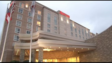 Macon Marriott hotel announces change of ownership