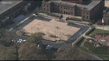 Abuse allegations at Gainesville military school date back years, police say