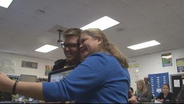 My Teacher is Tops: Matt Taylor