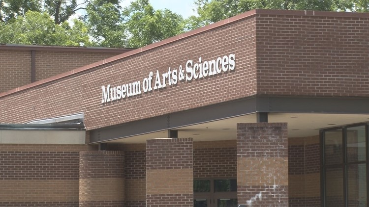 Macon Museum of Arts and Sciences expanding with bat cave, amphitheater