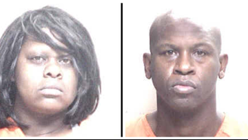 Laurens Co. investigators: Man, woman charged with kidnapping, molesting 10-year-old girl