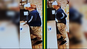 Shoplifter shoves foot-long sub in pants, leaves without paying: Polk deputies