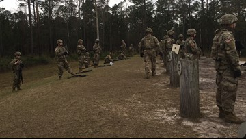 48th Infantry Brigade trains in Fort Stewart to prepare for Afghanistan