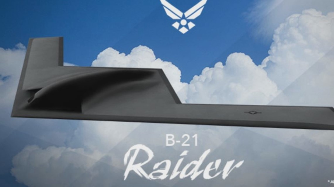 Air Force announces next-gen bomber work headed to Robins Air Force Base