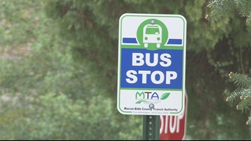 Macon Transit Authority cutting, adjusting bus routes