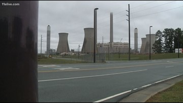 Report: Georgia coal plants are poisoning water
