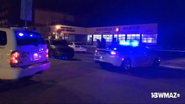 Body found behind Macon tire shop