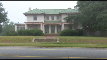 Georgia family fighting to restore the historic Chivers House