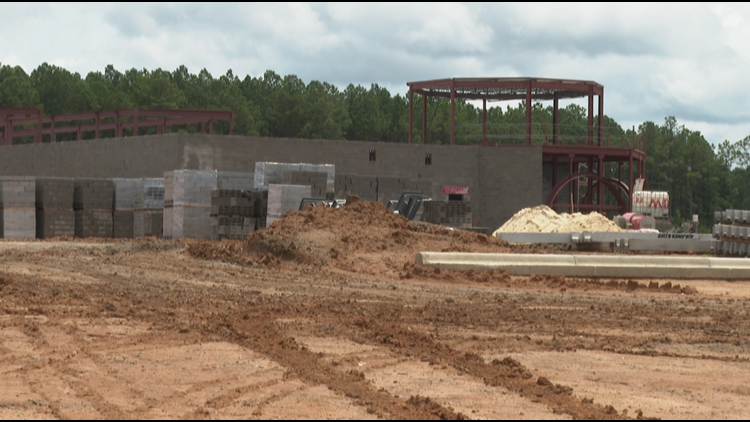 'It is an exciting time': 2 new Laurens County schools to open fall of 2022