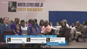 Warner Robins church holds annual Unity Breakfast