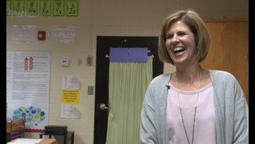 Special education teacher goes above and beyond for students