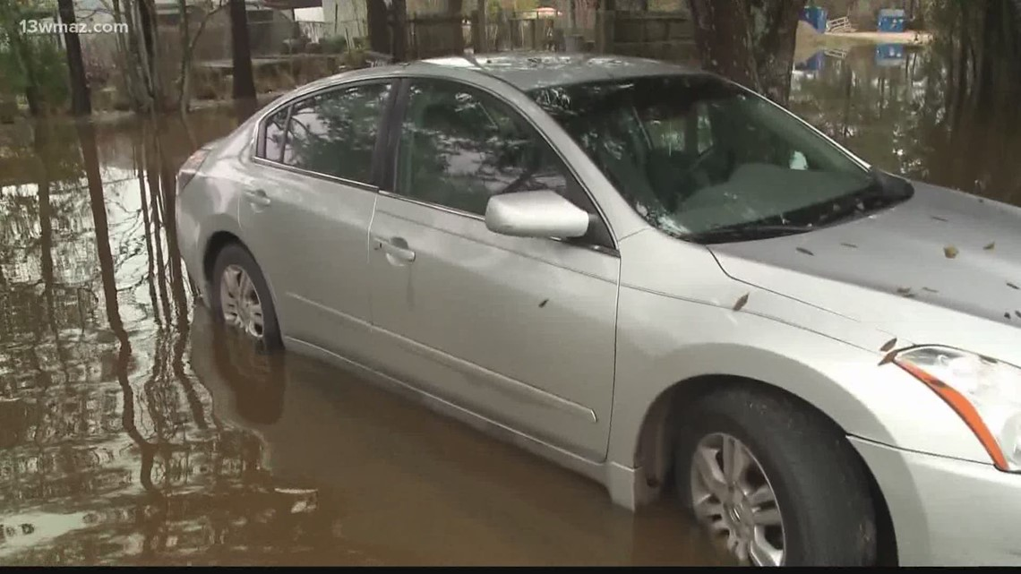 Buyers beware: Flooded cars hitting the market after Sally