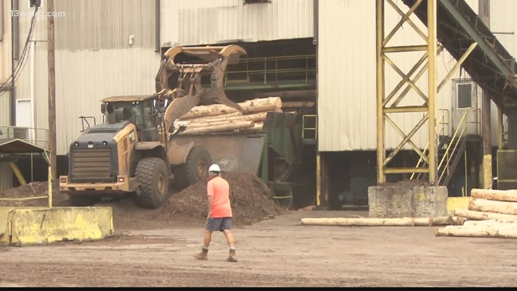 Georgia lumber company investing $30M to expand Perry sawmill