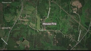Elderly Monroe County couple killed in house fire
