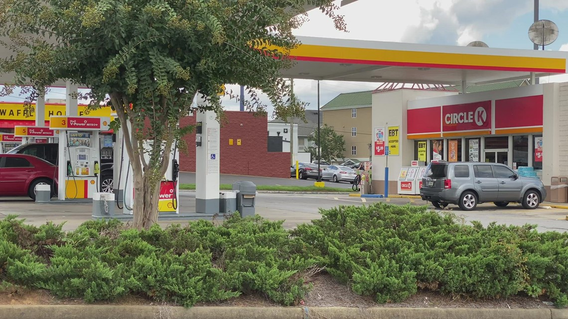 North Macon convenience store robbed a second time this month