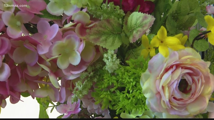 Central Georgia florists face flower shortage ahead of Mother's Day