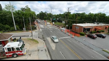 Intersection of Pio Nono and Roff Avenue to close for up to 30 days