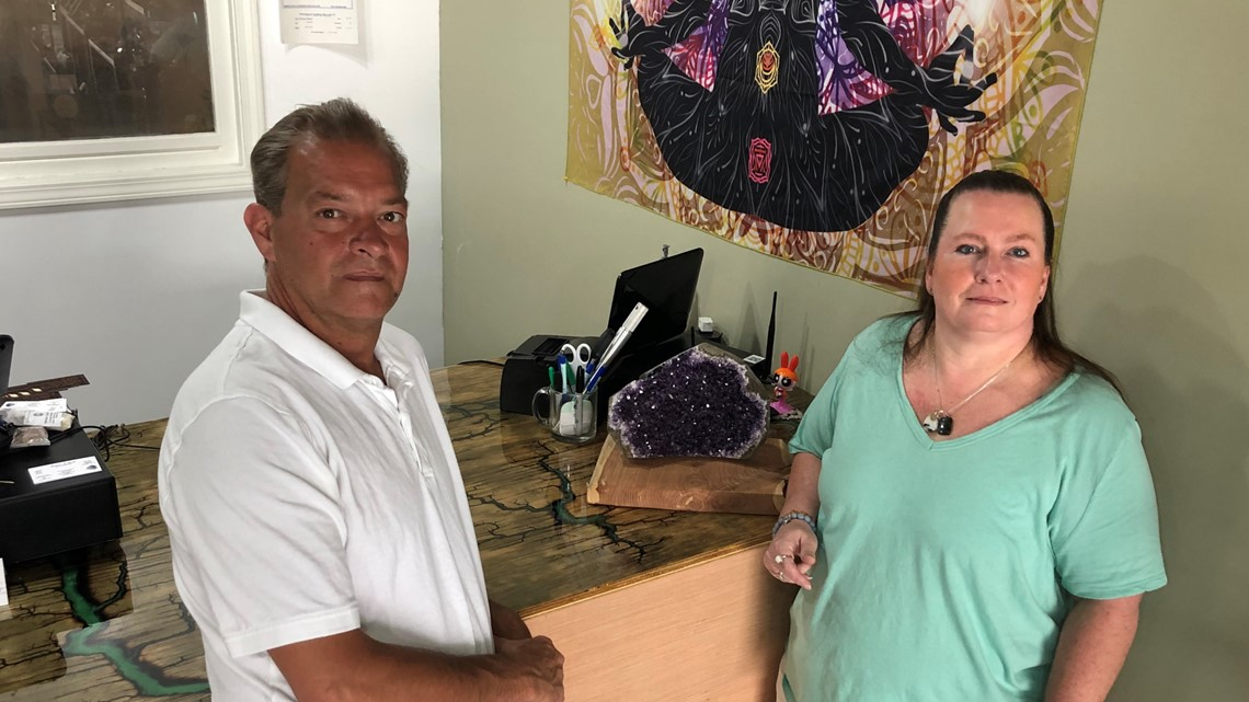 Couple opens new 'metaphysical store' in Warner Robins