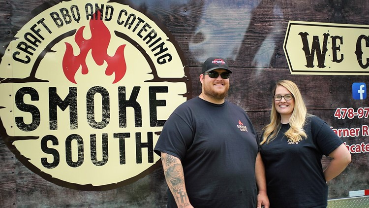 Houston County couple brings a taste of Martin's BBQ back with new food truck