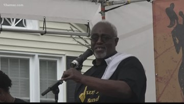 'We like to spread the gospel of jazz:' 16th annual Jazz and Arts on Riverdale held in Macon