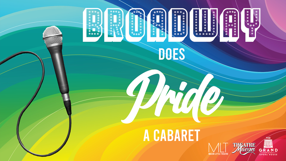 From neighbors to stars of the stage: Macon Pride plans Broadway-themed cabaret show