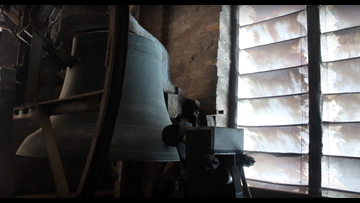 Just Curious: How does the sound of St. Joseph's Bells fill the downtown Macon air?