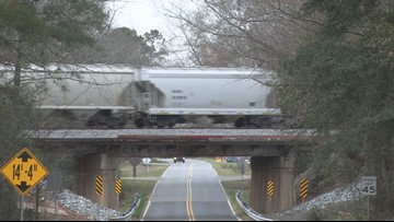 CSX train repairs will close Highway 90 in Dooly Co. this week