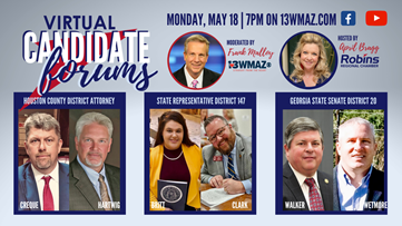 Robins Regional Chamber hosts virtual candidate forum