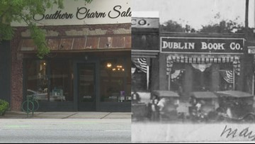 Old Dublin Bookstore discovers new life as a hair salon