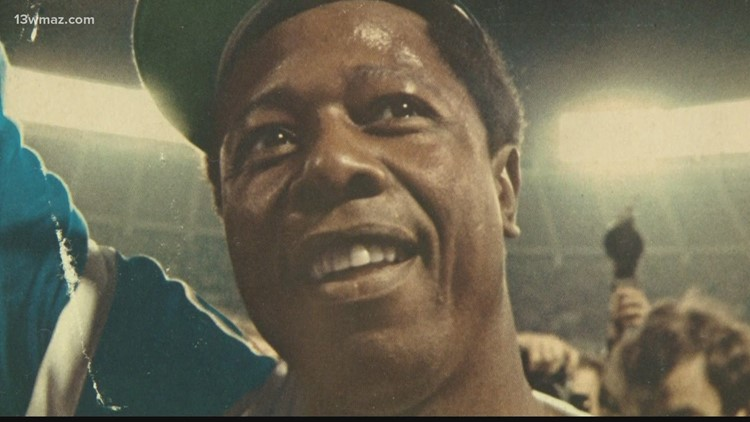 Hank Aaron remembered by former Atlanta Brave, Georgia Sports Hall of Fame