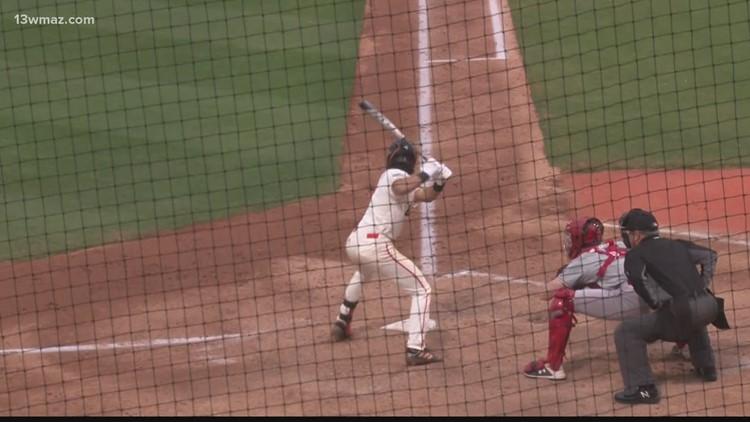 Mercer Bears baseball host Bradley