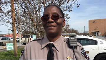 VERIFY: Are there any female captains at the Bibb County Sheriff's Office?