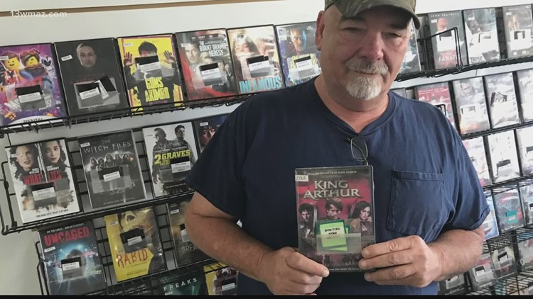 'A piece of our town': McRae-Helena video store closing after 33 years