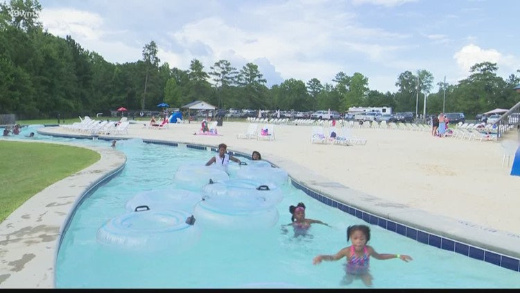 Sandy Beach Water Park Closes After Reports Of Possible Contamination