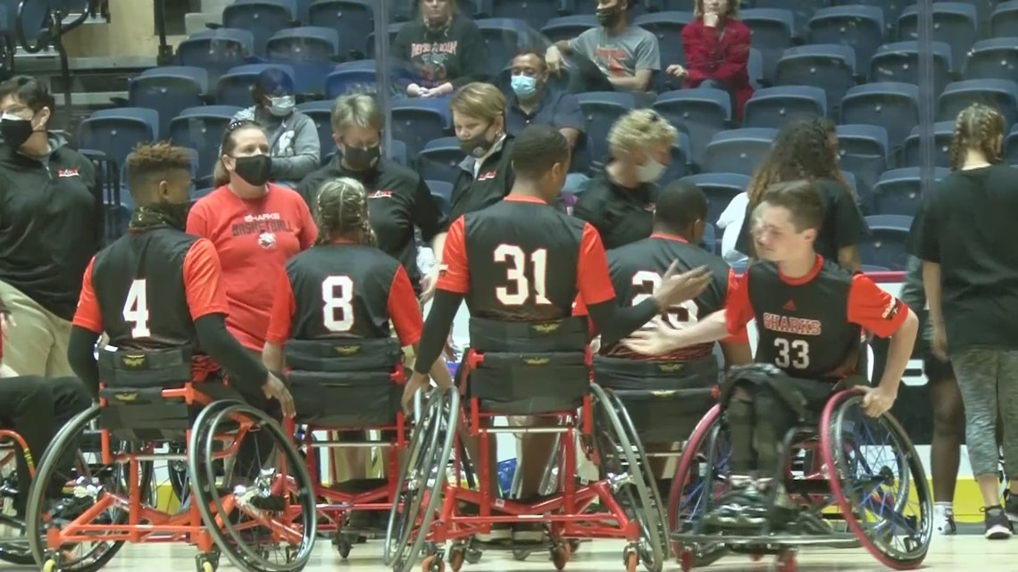 Houston County Sharks collect eight titles in a row before losing to Gwinnett Heat
